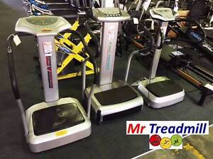 VIBRATION MACHINES >> CHEAP >> STARTING AT $99 | Mr Treadmill Geebung Brisbane North East Preview