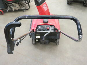 Hs35 honda snowblower