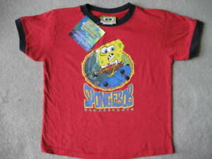 BRAND NEW SOONGEBOB TSHIRT SIZE 6x