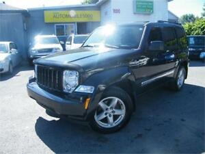 2009 Jeep Liberty Rocky Mountain . 4X4 . TOIT OUVRANT