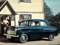 Searching for Ford Consul MK1 flat dash Parts