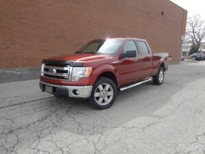 2014 Ford F-150 4X4***4DOOR***CLEAN CARPROOF***ONE OWNER***