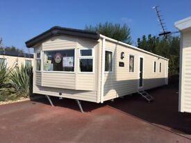 ABI Oakley 2016 Static Caravan 3 bedroom sleeps 8