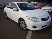 2008 Toyota Corolla ZRE152R Ascent White 4 Speed Automatic Sedan Carey Park Bunbury Area Preview