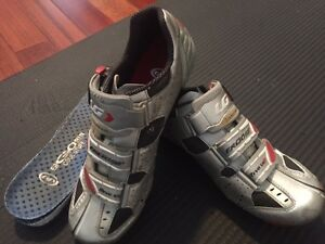 Garneau Cycling shoes size 42EU