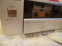 Technics tape deck RS-D450 vintage fully working order