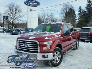 2015 Ford F-150 XLT *1 OWNER* *MINT* *5.0L V8*