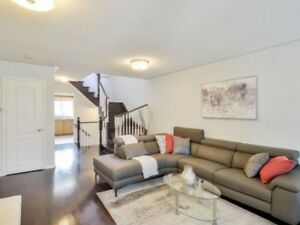 Immaculate 3-BR Semi-Detached Home In Churchill Meadows