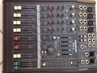 Mackie DFX-6 Mixer (good condition)