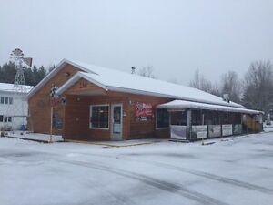 Restaurant à vendre en Gaspésie MLS 24949475