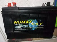Numax cxv technology leisure/marine battery
