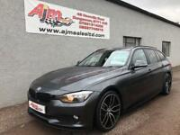 2014 BMW 3 SERIES 2.0 320D EFFICIENTDYNAMICS BUSINESS TOURING 5D 161 BHP DIES