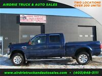 2008 Ford Super Duty F-250 XLT 4X4 Crew Cab Short Box Diesel