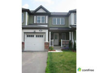 *PRICE REDUCED - NEW MATTAMY TOWNHOME - ORLEANS