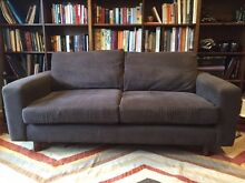 Comfortable 2.5 Seat Quality Lounge/Sofa Erskineville Inner Sydney Preview