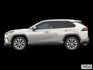 2019 Toyota RAV4 LTD AWD WITH BOOKS
