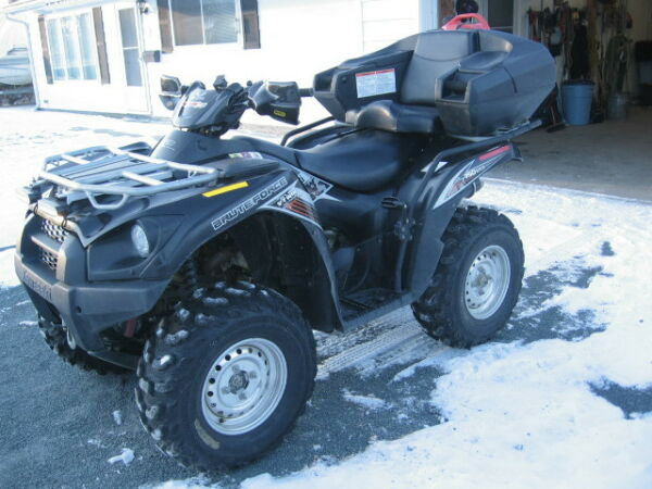 Used 2012 Kawasaki 2012 KAWASAKI BRUTE FORCE 750 POWER STEERINGONLY 1