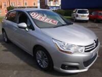 63 CITROEN C4 HDI VTR+ 5 DOOR DIESEL £20 ROAD TAX