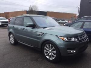 2016 Land Rover Range Rover Sport Td6 HSE