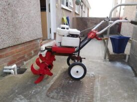 FOR SALE MY OLD ROTAVATOR
