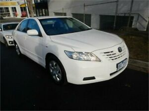 2006 Toyota Camry ACV40R Altise White 5 Speed Automatic Sedan Burwood Whitehorse Area Preview