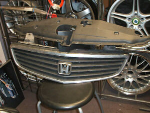 OEM Grill & cover set Odyssey 02-07 $39