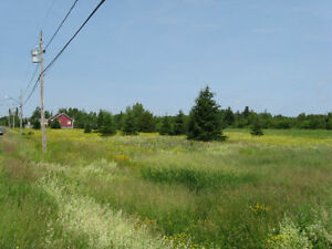 Large building lot in Bouctouche, potential to subdivide
