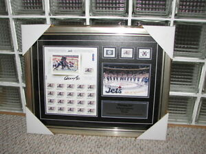 Limited Edition Winnipeg Jets Picture Postage™ Stamp
