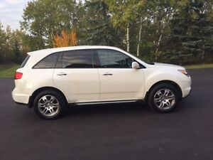2009 Acura MDX Tech Package SUV, Crossover