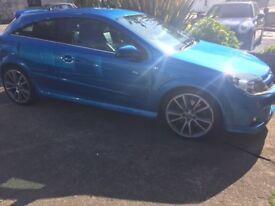 2008 Vauxhall Astra VXR 2.0T. 59K Blue