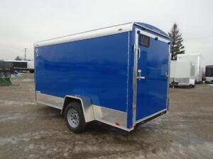 ELECTRIC BLUE - 6X12 ENCLOSED ATLAS - FULLY LOADED! London Ontario image 3