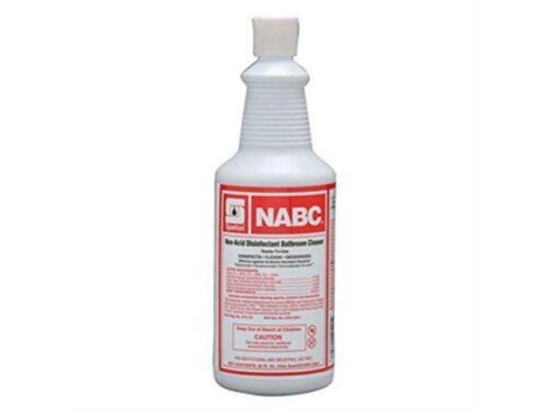 Spartan NABC Non-Acid Disinfectant Bathroom Cleaner (2 Quart Pack)