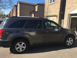 2007 Suzuki XL7 SUV- Navigation, Sun Roof, Leather Seats