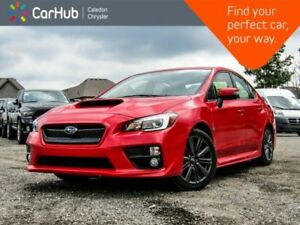 2017 Subaru WRX Sport|AWD|Only 9686 KM|Sunroof|Bluetooth|Heated