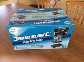 Silverline 350W Drill Press