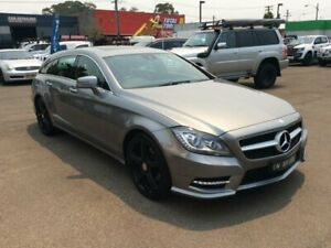 2013 MERCEDES BENZ CLS-CLASS CLS250 CDI AUTO SHOOTING BRAKE LOW KMS AMG ALLOY WHEELS 3 YEARS WARRANT Lansvale Liverpool Area Preview