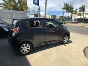 2010 Holden Barina Spark MJ CD Black 5 Speed Manual Hatchback Clontarf Redcliffe Area Preview