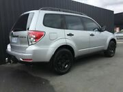 2009 Subaru Forester MY09 X Silver 4 Speed Auto Elec Sportshift Wagon Phillip Woden Valley Preview