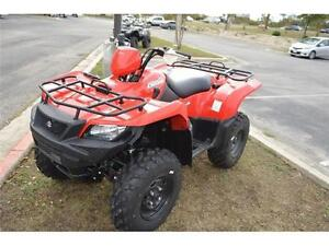 KINGQUAD 500AXI POWER STEERING West Island Greater Montréal image 1