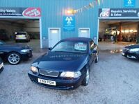VOLVO C70 1.9 LPT 2d 161 BHP CLEAN CAR FOR THE AGE (blue) 2001