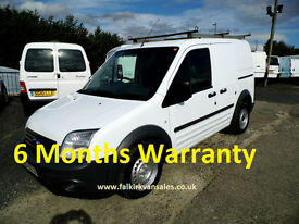 Ford Transit Connect 1.8 TDCi T200 SWB 4dr