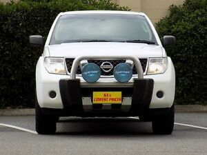 2005 Nissan Pathfinder R51 ST White 6 Speed Manual Wagon Blair Athol Port Adelaide Area Preview