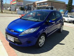 2012 Ford Fiesta Hatchback LOW KMS FREE 1 Year National Warranty Wangara Wanneroo Area Preview