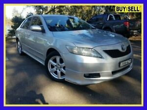 2006 Toyota Camry ACV40R Sportivo Silver 5 Speed Automatic Sedan Lansvale Liverpool Area Preview