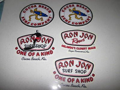 SEX WAX STICKERS  14 Vintage 7 FOIL /& 5 VINYL /& 2 Hurley STICKERS Made ships USA