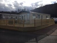 2 bed Self Catering Holiday Chalet in Aviemore (sleeps 4)