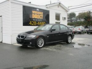 2011 BMW 3 Series SEDAN 323i 6 SPEED 2.5 L