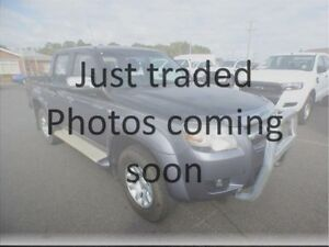 2007 Mazda BT-50 B3000 SDX (4x4) Black 5 Speed Automatic Dual Cab Pick-up Devonport Devonport Area Preview