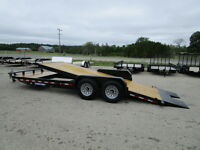 2016 SURE TRAC 22 FT TILT DECK 18+4 / 14000 LB GVWR