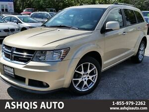 2011 Dodge Journey R/T LEATHER AWD